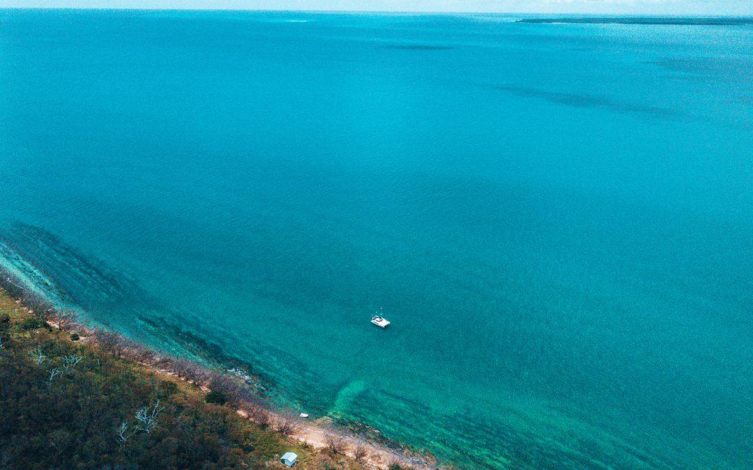 Maritime history on Big Woody Island