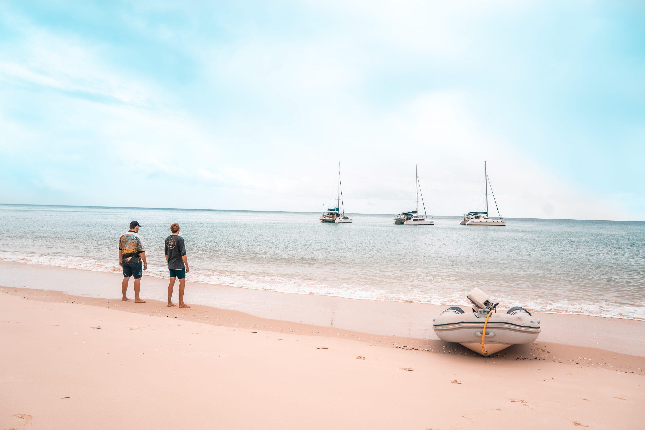 Fraser Island, Sailing, Yacht Charter