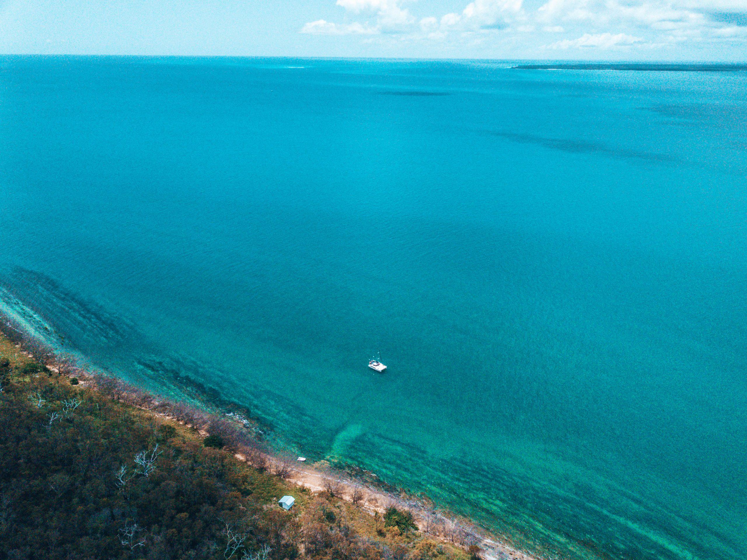 Big Woody Island, Great Sandy Straits